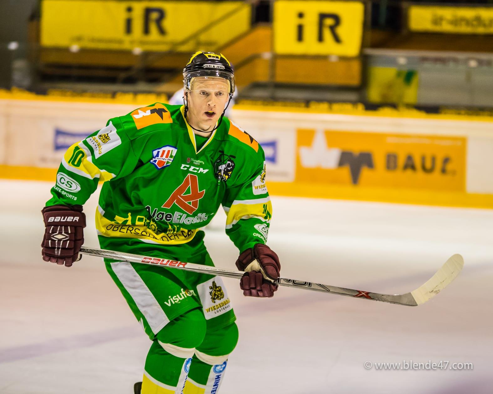 20170114 Sky Alps Hockey League - EHC Alge Elastic Lustenau vs HC ...