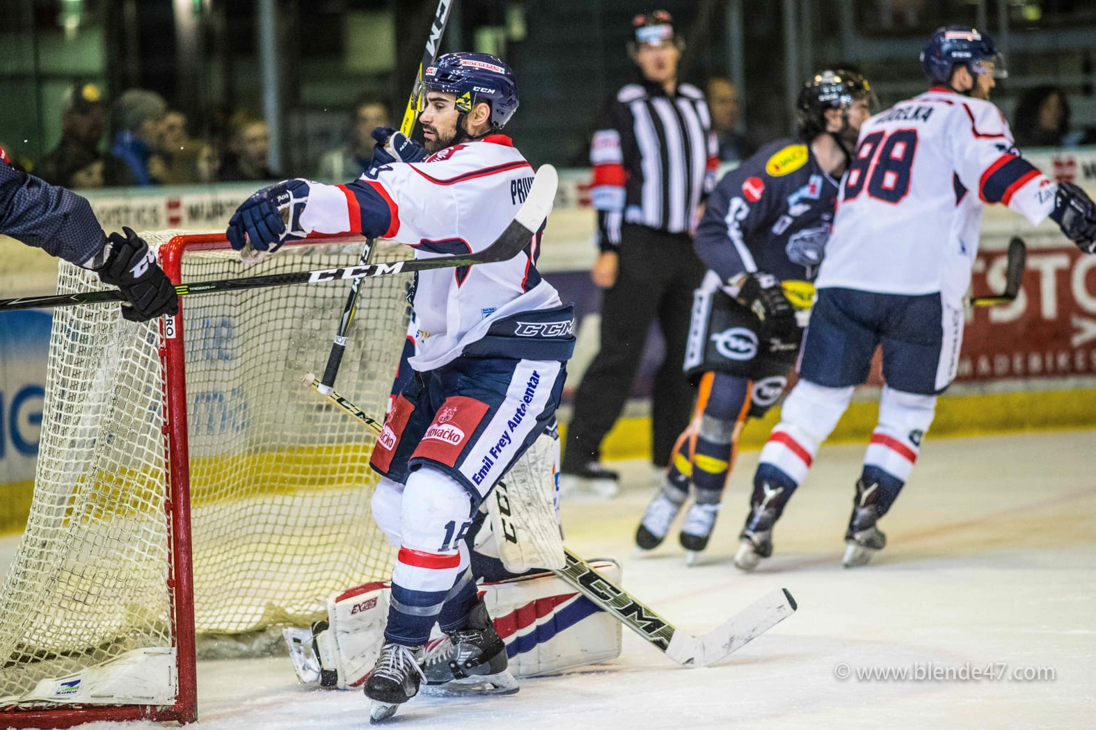 österreich eishockey liga